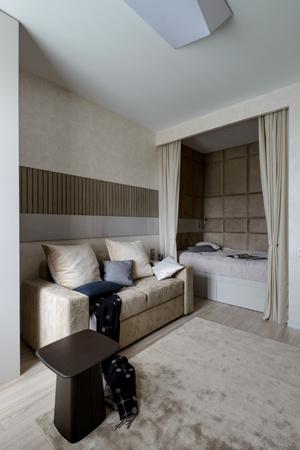 Современная квартира 176 м² в Новосибирске (фото 28.1)