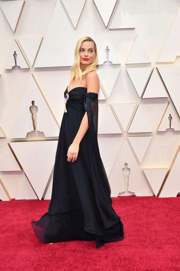 Готическая и романтическая принцесса Марго Робби на «Оскар-2020» (фото 3)