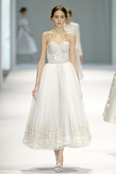 Лучшие свадебные платья из кутюрных коллекций | галерея [4] фото [1]