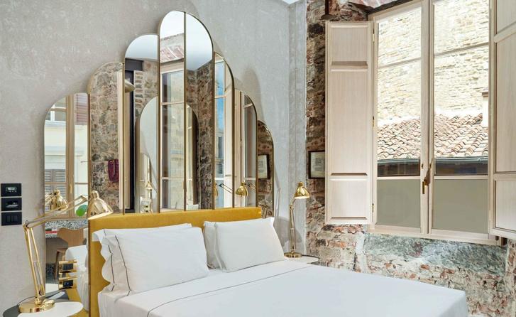 Бутик-отель в старинном палаццо во Флоренции (фото 0)