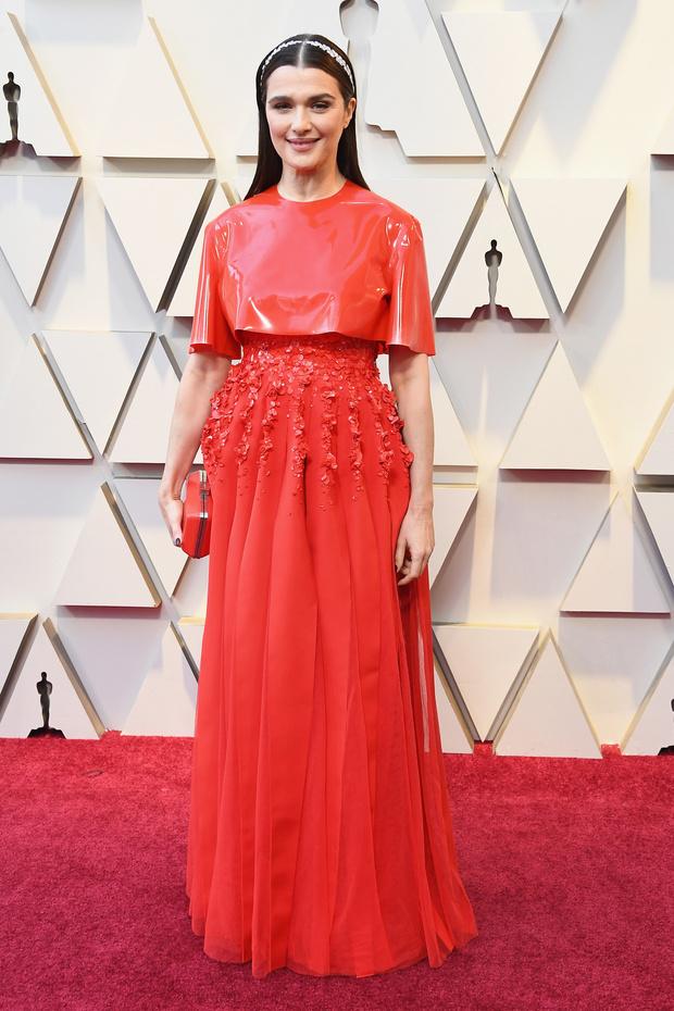 Фаворитка «Оскара» : Рэйчел Вайс в платье Givenchy (фото 1)