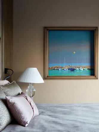Квартира в морском стиле фото [13]