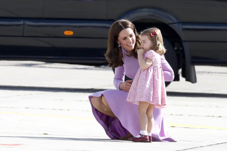 Принцесса Шарлотта пойдет в детский сад в новом году (фото 1)