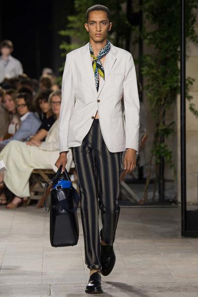 Неделя мужской моды в Париже: лучшие показы | галерея [8] фото [7]