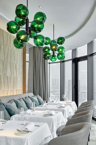 Новый ресторан «Сахалин» по дизайну Ирины Глик (фото 11.1)