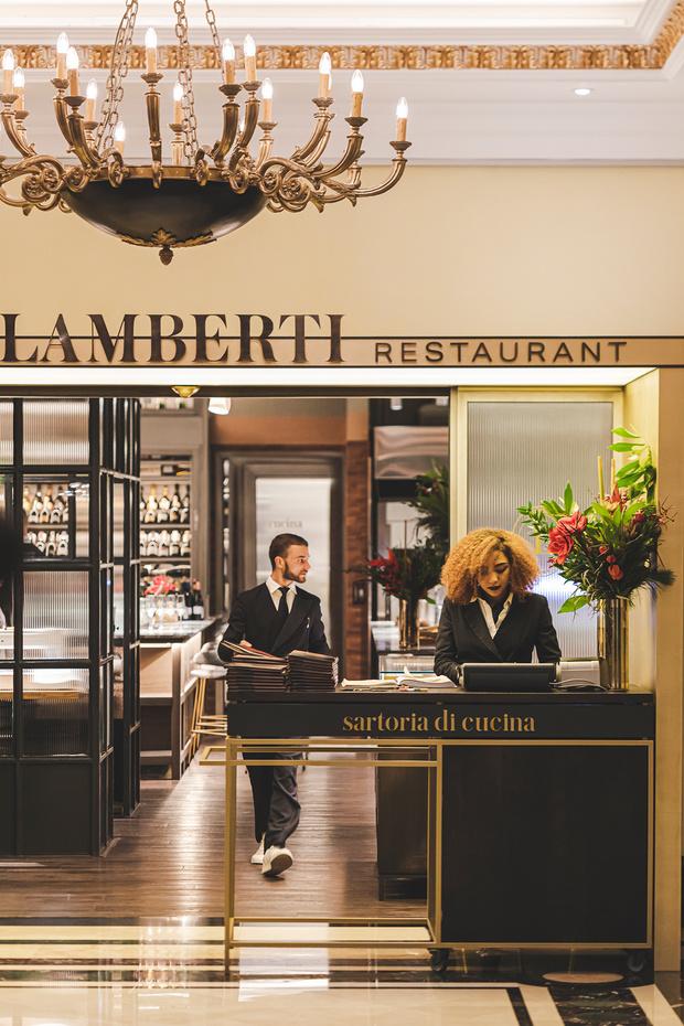 Ресторан Sartoria Lamberti: новый проект Юны Мегре (фото 3)