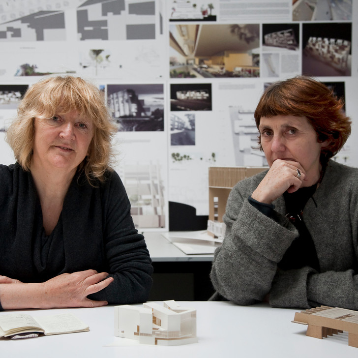 Притцкеровскую премию получили Ивонн Фаррелл и Шелли Макнамара (фото 0)