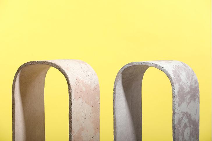 Модная мебель из бетона в стиле брутализм (фото 0)