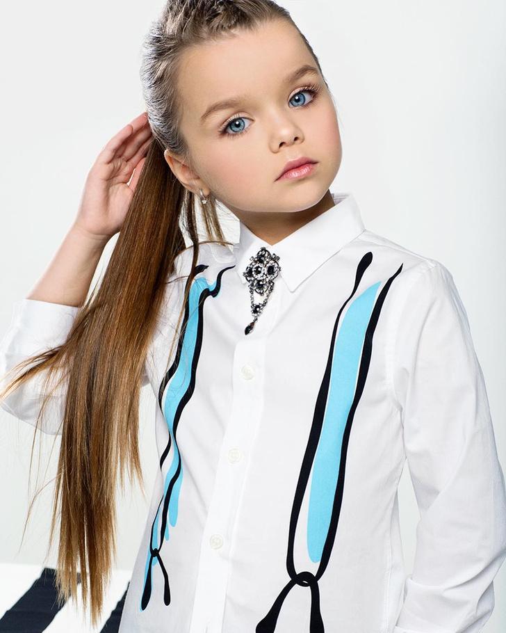 Названо имя самой красивой девочки в мире (фото 6)