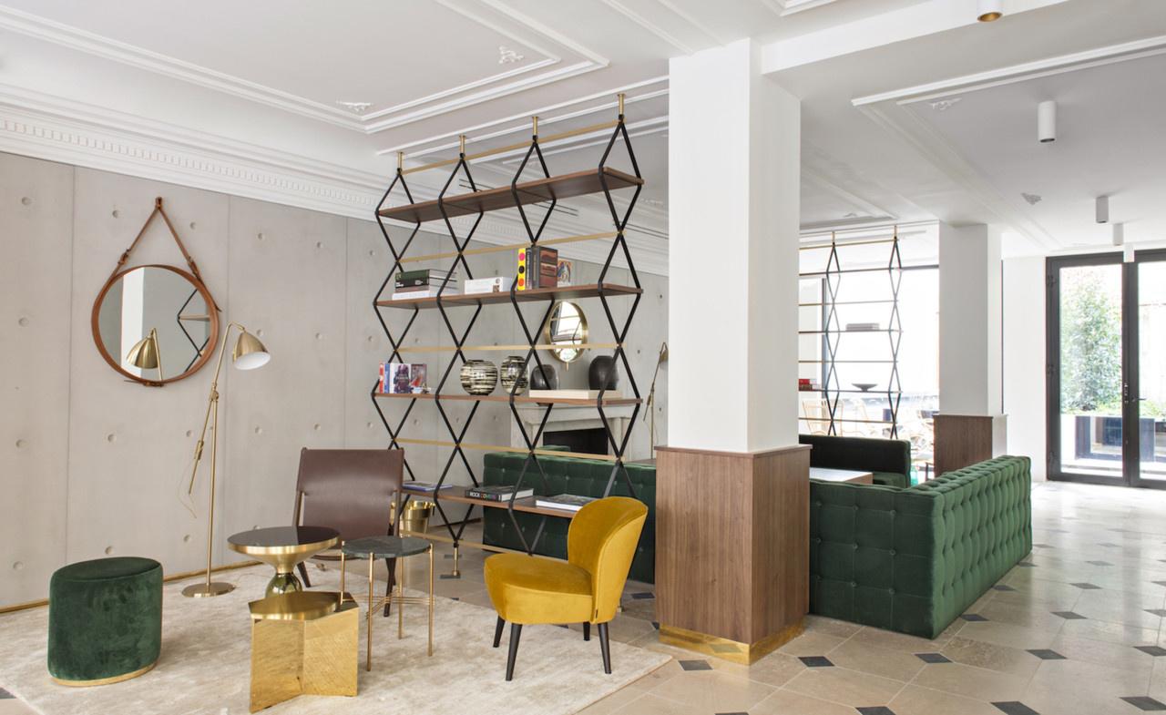 Новый бутик-отель в центре Парижа (галерея 4, фото 0)