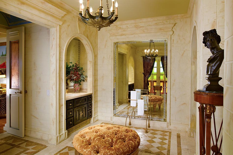 Дом Джанни Версаче: самый печально известный отель | галерея [1] фото [3]