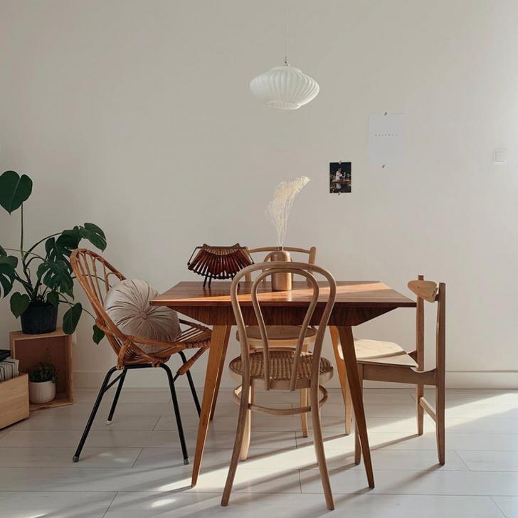 Уютная квартира с винтажной мебелью в Познани (фото 23)