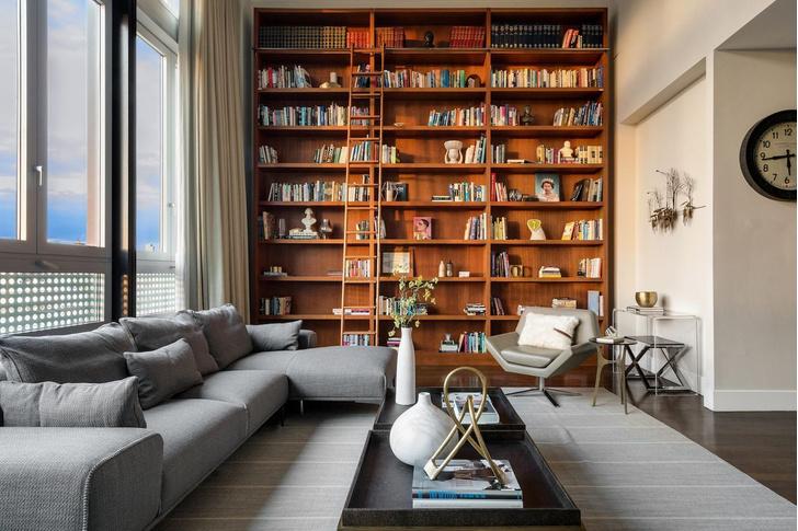 Актер Майк Майерс продает апартаменты в Нью-Йорке фото [9]