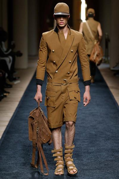 Неделя мужской моды в Париже: лучшие показы | галерея [7] фото [27]