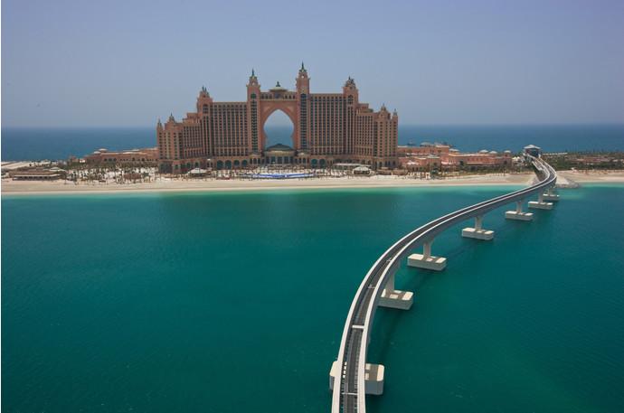 Atlantis The Palm Самый лучший отель в Дубае