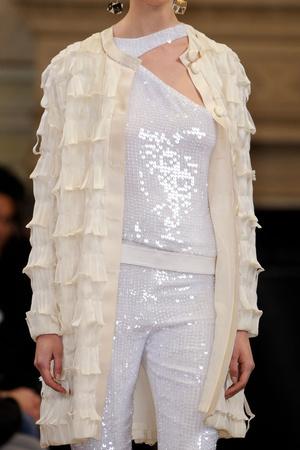 Показ Maurizio Galante коллекции сезона Весна-лето 2013 года haute couture - www.elle.ru - Подиум - фото 477208
