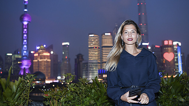 Блогер Даша Кос — о презентации Dior в Шанхае фото [4]