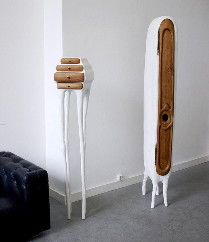 ТОП-10: мебель и аксессуары в стиле Сальвадора Дали фото [12]