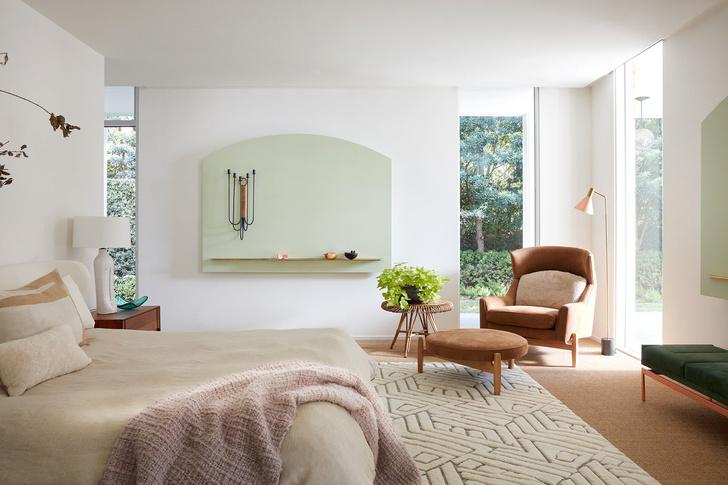 Mid-century modern: дом в Хьюстоне (фото 15)