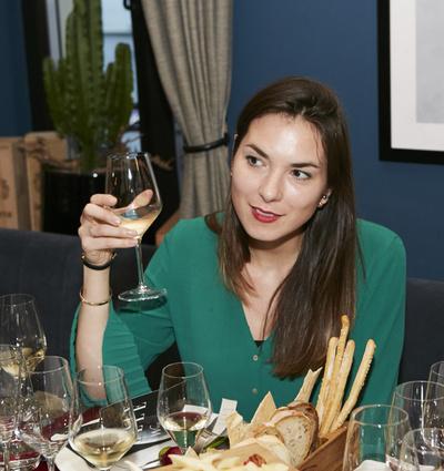 ELLE провел две закрытые дегустации в винном баре ресторана Maritozzo (галерея 5, фото 0)