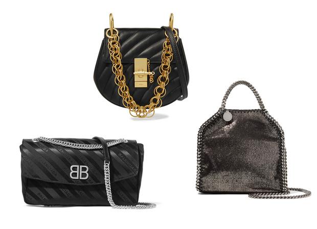 Модные тренды женских сумок (фото 15)