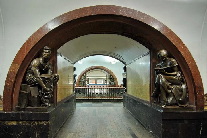 Сегодня 85 лет московскому метро (фото 48)