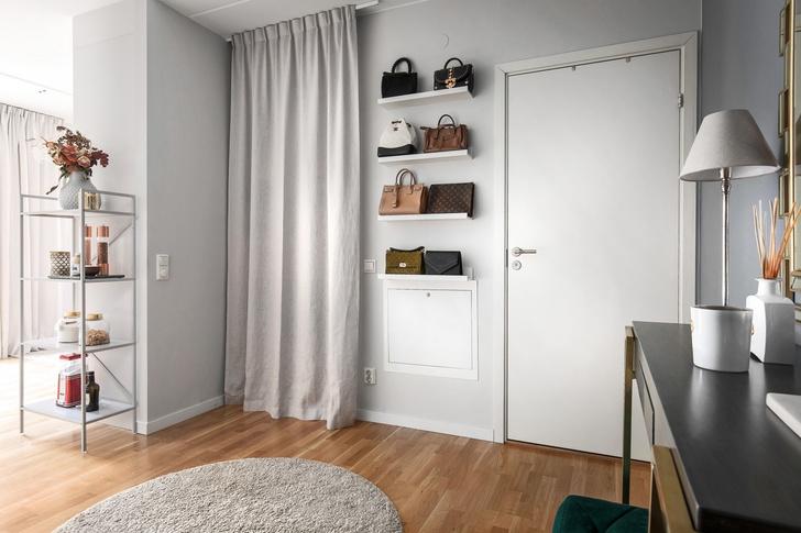Светлая квартира 62 м² в Стокгольме (фото 8)
