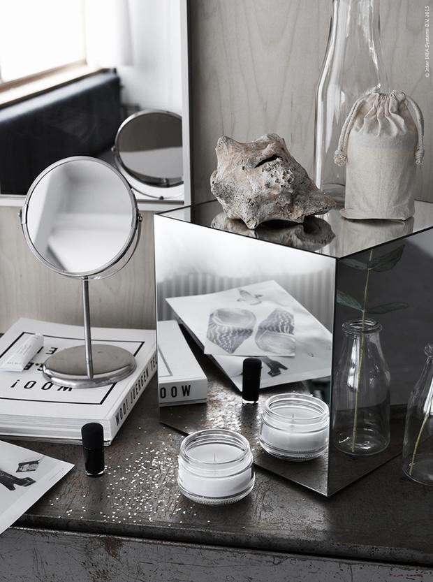 Мастер-класс: дизайнерские зеркала своими руками (фото 8)