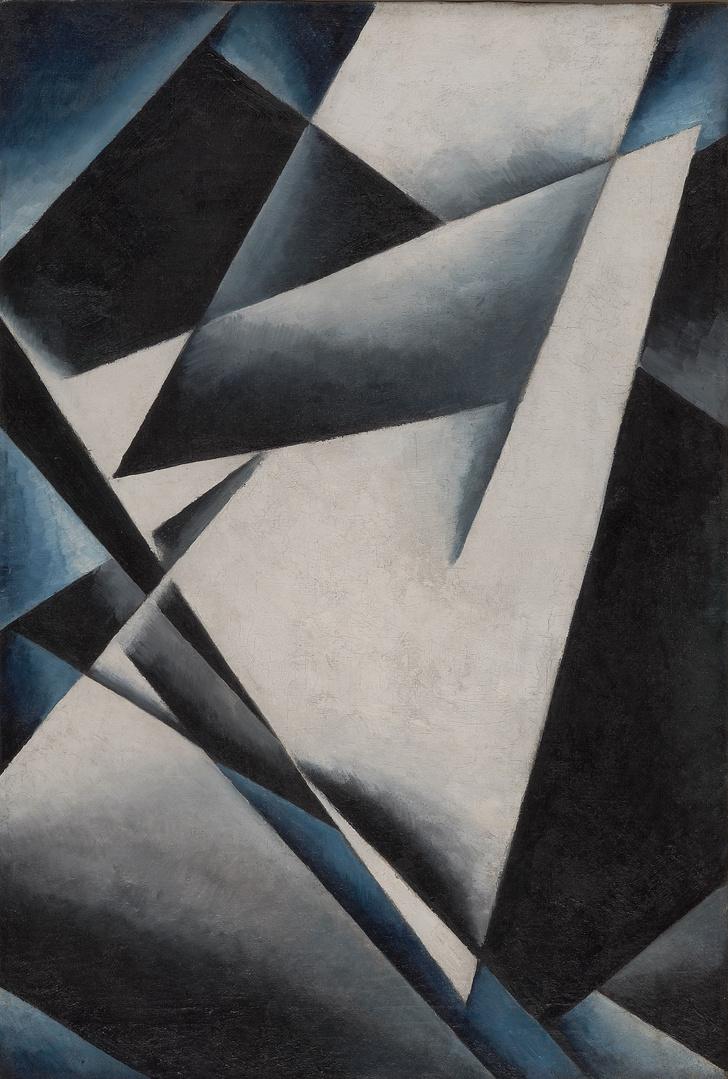 Любовь Попова: выставка в музее современного искусства в Салониках (фото 4)