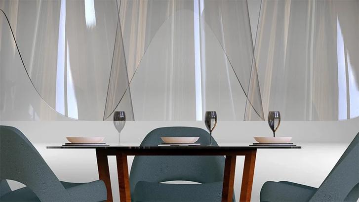 Дизайн против коронавируса: защитные экраны для ресторанов (фото 5)