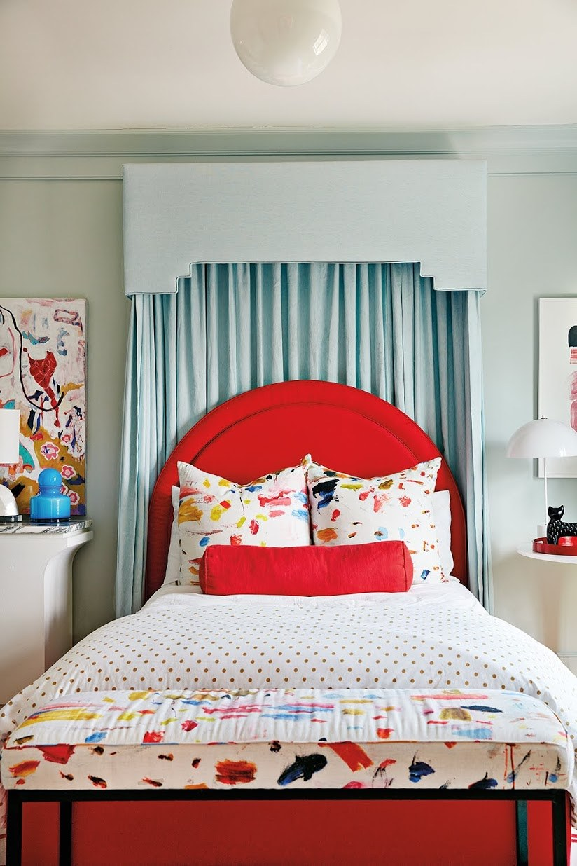 Комната подростка: 20 ярких примеров (галерея 1, фото 3)