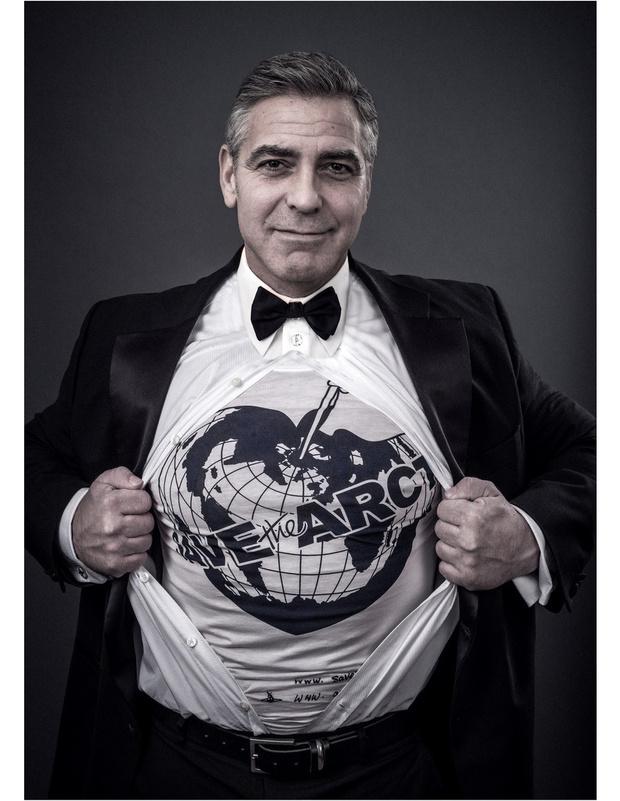 Джордж Клуни: фото 2015