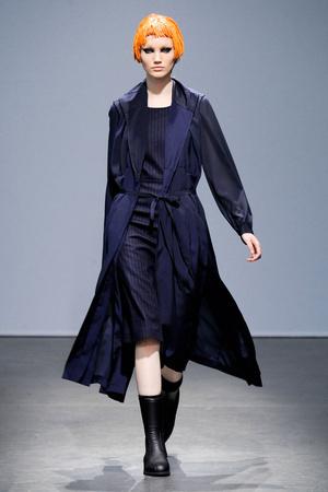 Показы мод Junya Watanabe Осень-зима 2012-2013 | Подиум на ELLE - Подиум - фото 1434