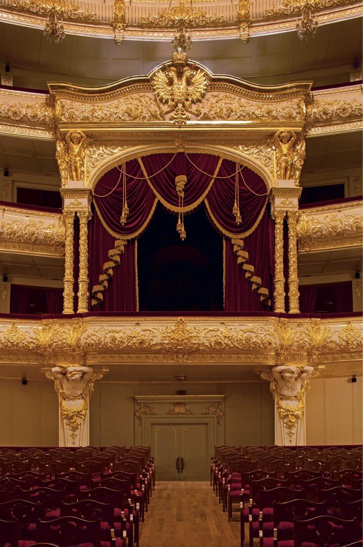Прием «Ингосстрах Exclusive» в Большом театре (фото 4)
