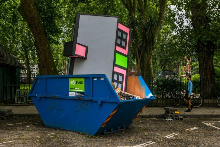5 уличных инсталляций этого лета (фото 1)