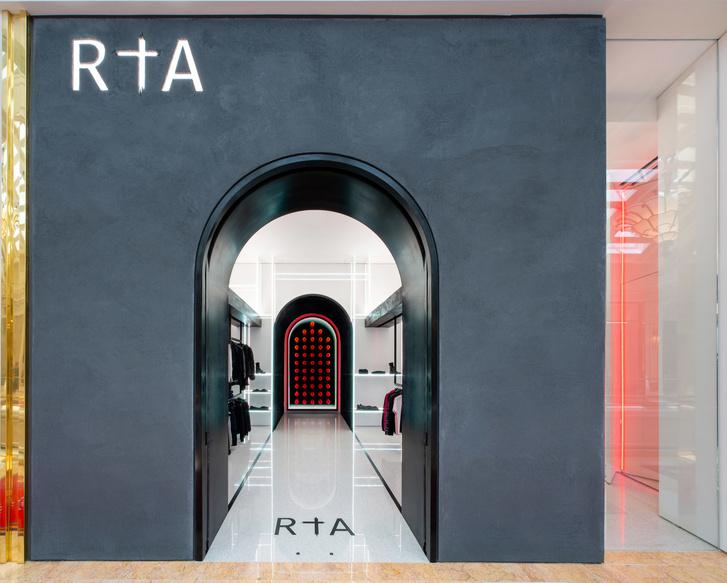 Бутик модного бренда RtA в Лас-Вегасе (фото 5)
