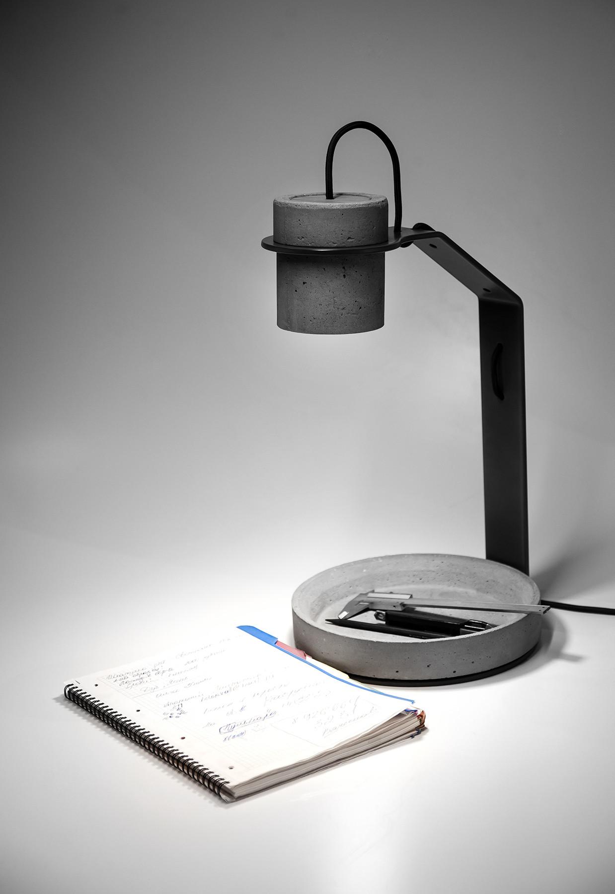 Бетонные светильники | галерея [1] фото [3]