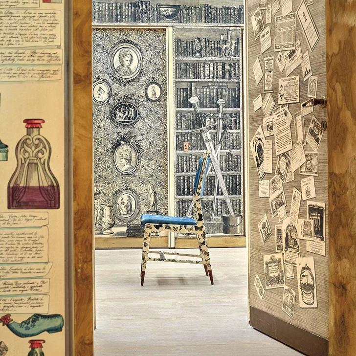 «Дом Фантазий» Джо Понти  1950-х на аукционе Phillips London (фото 5)
