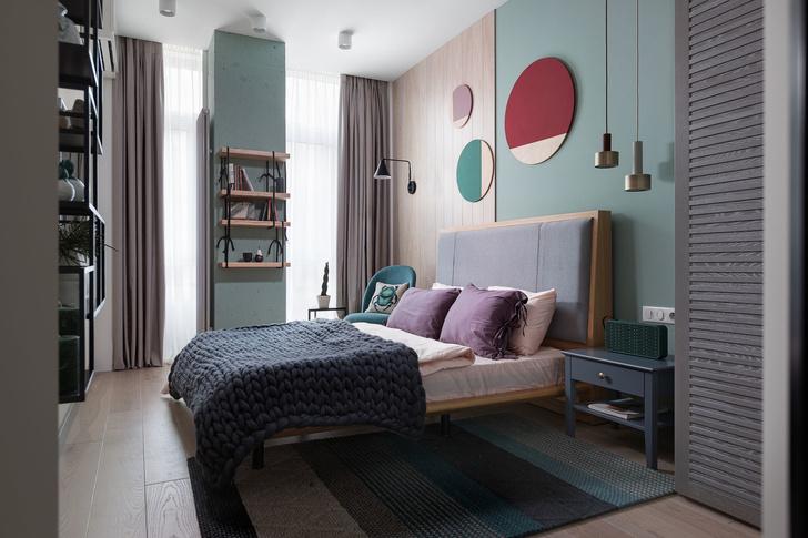 Цветок скандинавии: квартира 49 м² в Киеве (фото 11)