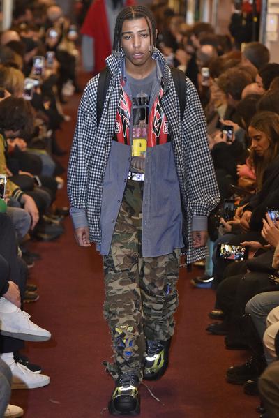Главное, что случилось на Неделе мужской моды в Париже (галерея 7, фото 1)