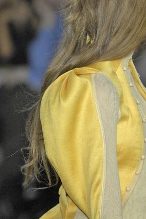 Показ Nina Ricci коллекции сезона Весна-лето 2009 года Prêt-à-porter - www.elle.ru - Подиум - фото 85672