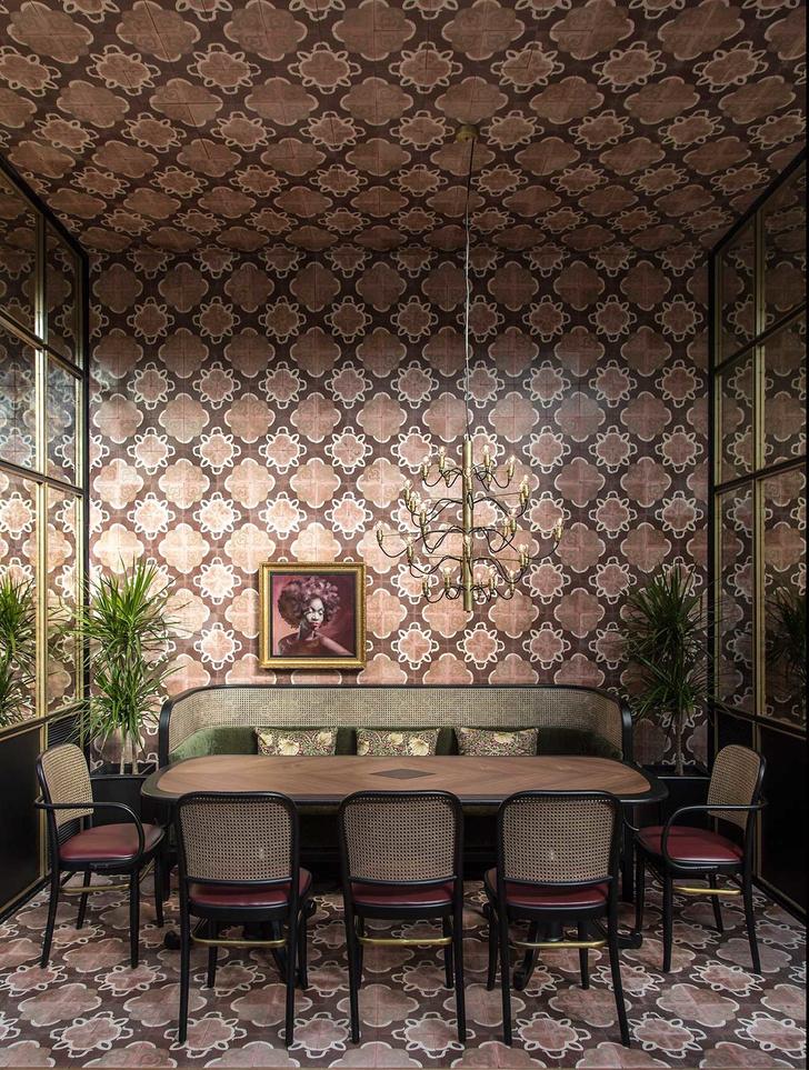 Афинский ресторан в стиле ретро (фото 0)