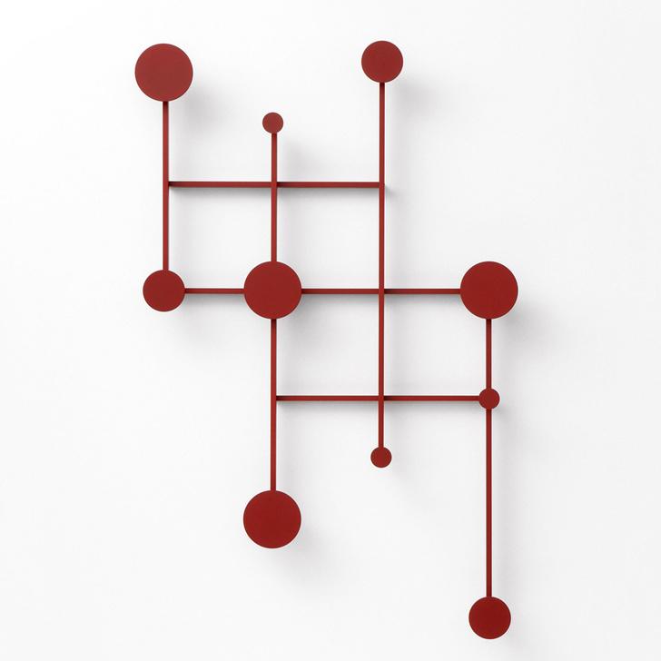 Красный уголок: красный цвет в интерьере фото [18]