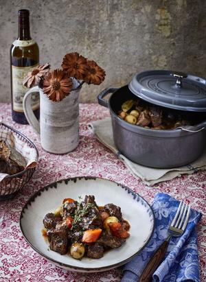Три рецепта французской кухни от знаменитых шеф-поваров Франции фото [2]