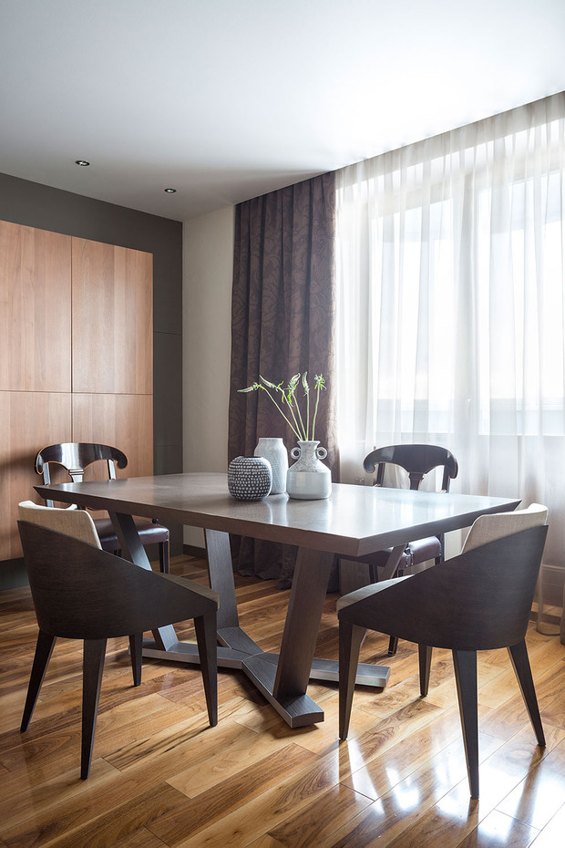 Интерьер московской квартиры