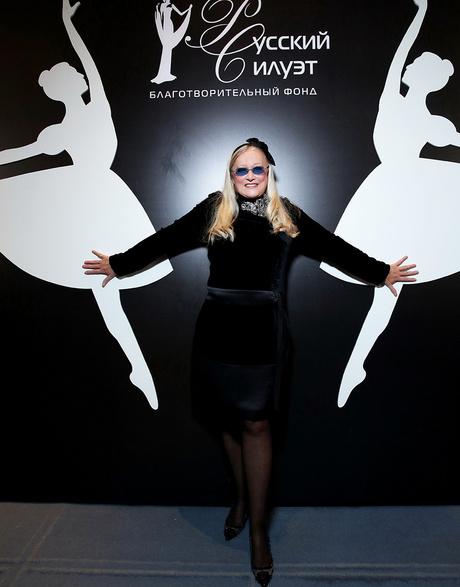 В особняке на Волхонке состоялась презентация fashion-календаря «Русский силуэт & Балет» фото [7]