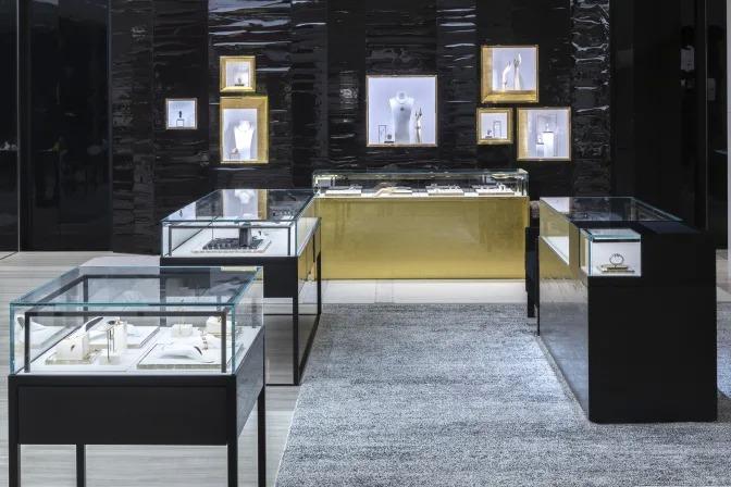 Новый флагман Chanel в Сеуле по проекту Питера Марино (галерея 7, фото 5)