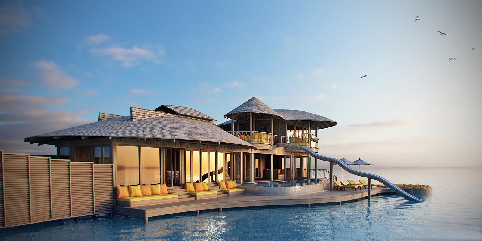 Сеть эко-курортов Soneva открывает новый отель | галерея [1] фото [3]