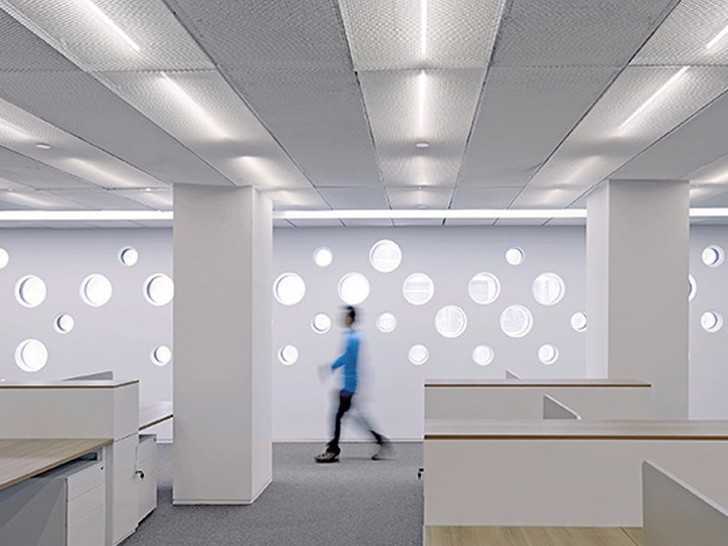 Новая штаб-квартира аукционного дома Guardian Art Center (фото 10)