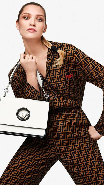 Fendi выпустит капсульную коллекцию для Net-a-porter (галерея 1, фото 3)